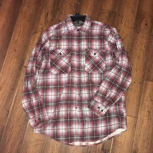 David Taylor Flannel Shirt